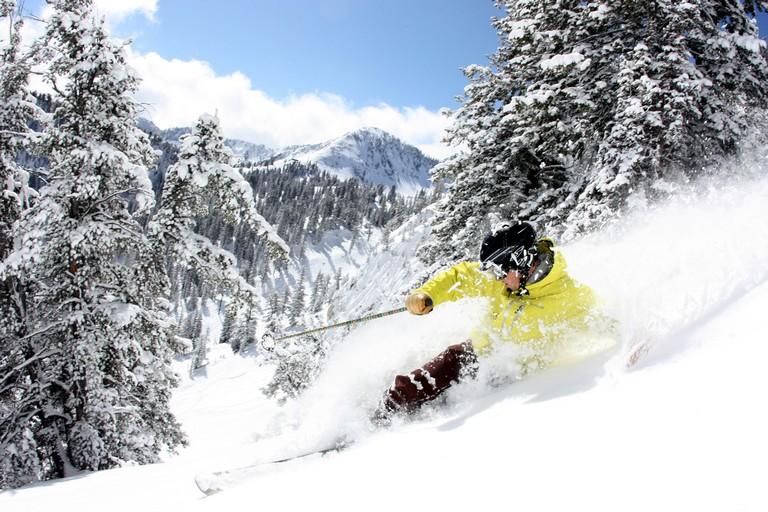 Solitude Ski Resort Weather