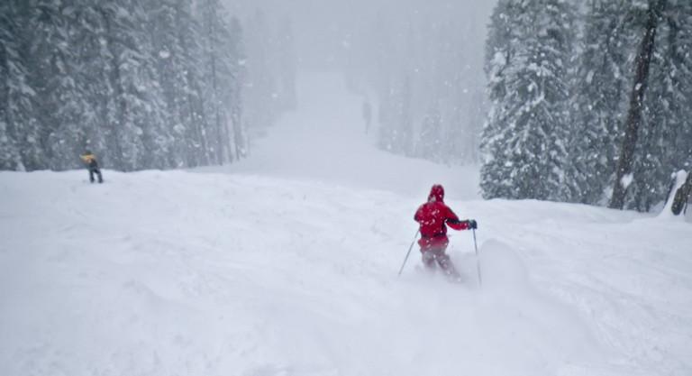 South Lake Tahoe Ski Resorts