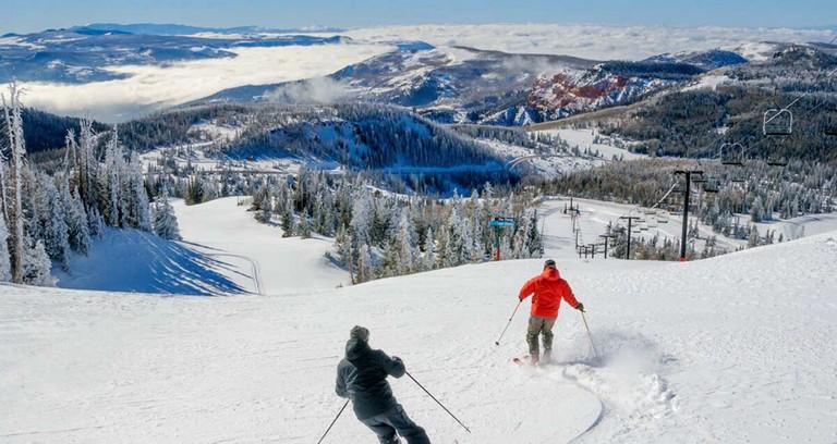 Southern Utah Ski Resorts