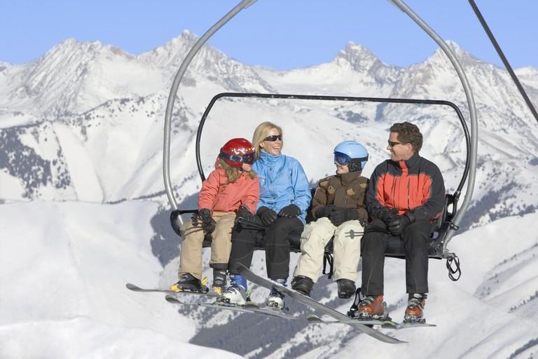 Spring Break Ski Trips