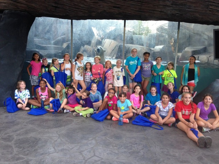 St Louis Zoo Summer Camp