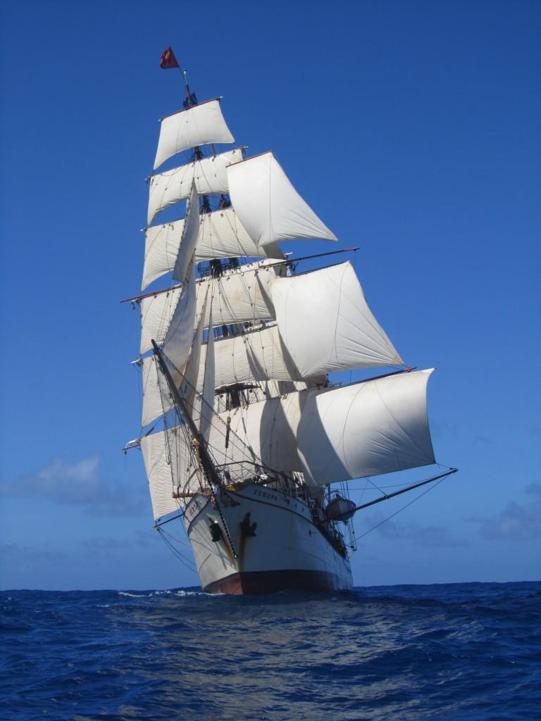 Studding Sails