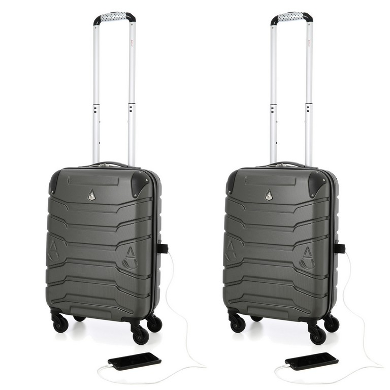 Suitcase With Charger