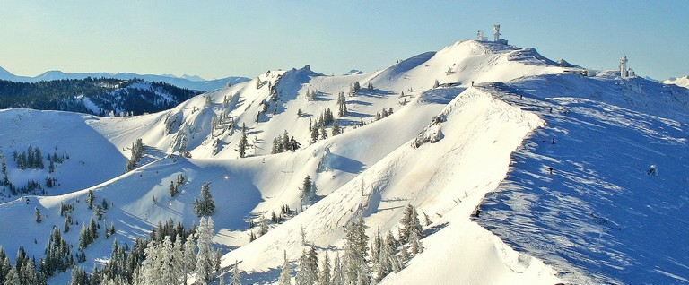 Tahoe Area Ski Resorts