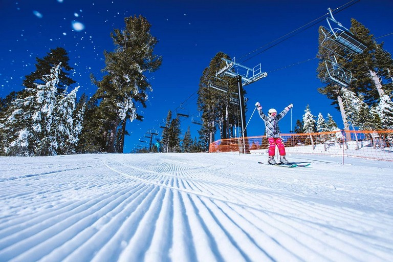 Tahoe Ski Resorts Open