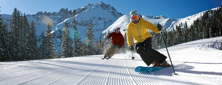 Telluride Ski Resort Hotels