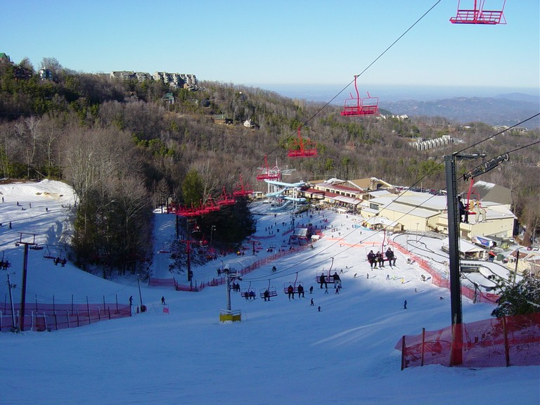 Tennessee Ski Resort