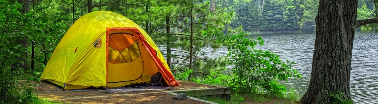 Tent Campgrounds Near Me