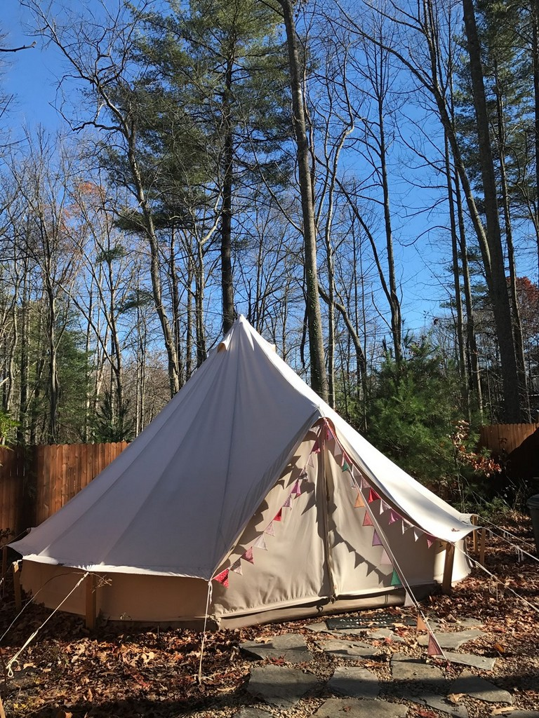 Tent Camping In Nc