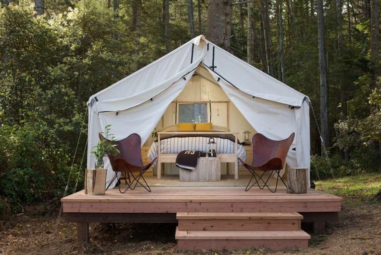 Tent Camping Lake Tahoe