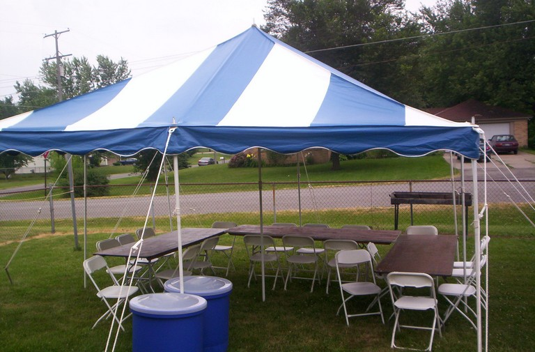 Tent Rental Grand Rapids