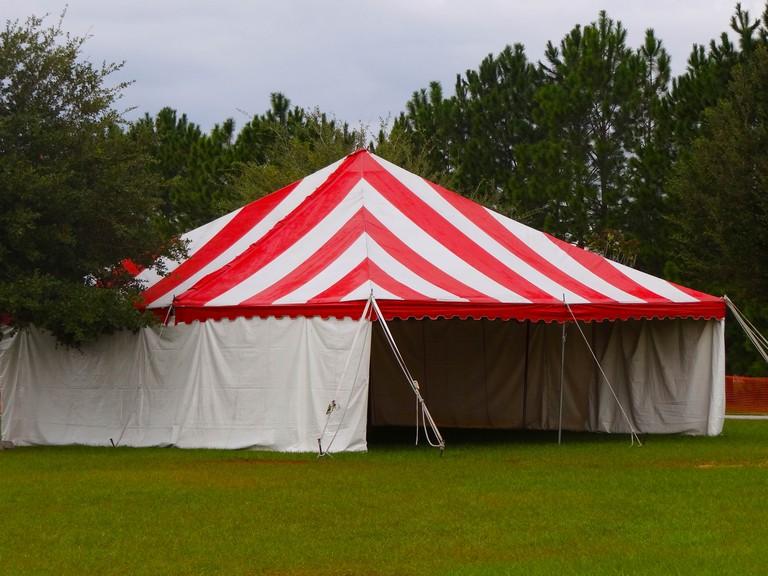 Tent Rental Sarasota