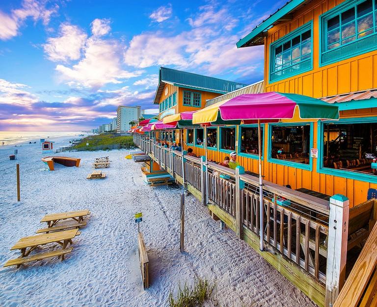 The Back Porch Destin Florida