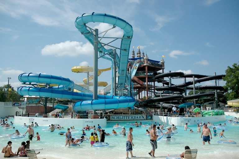 Theme Parks In Texas