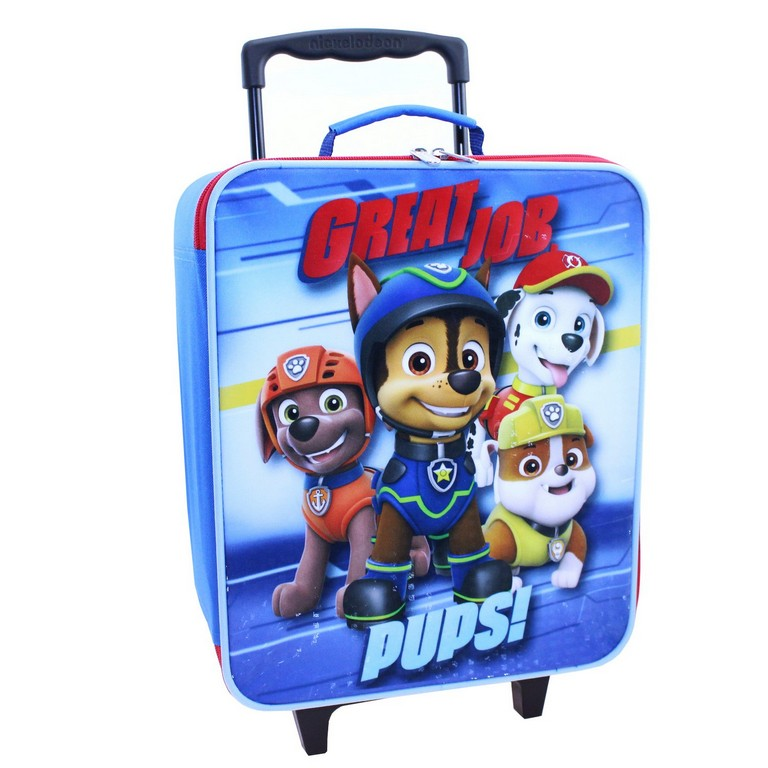 Toddler Rolling Suitcase