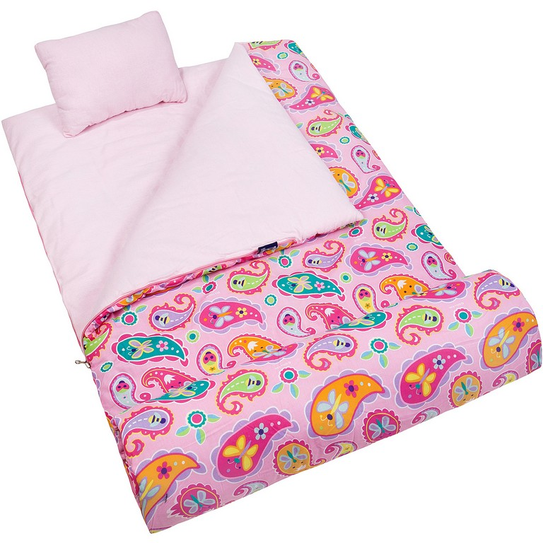 Toddler Sleeping Bag With Pillow