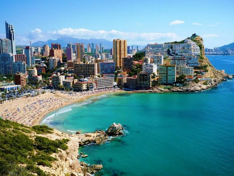 Tourist Destinations In Spain