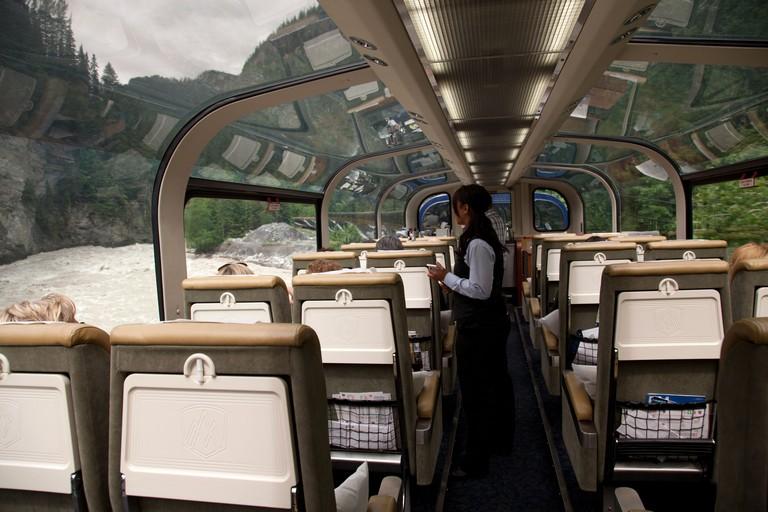 Train Trips In Canada