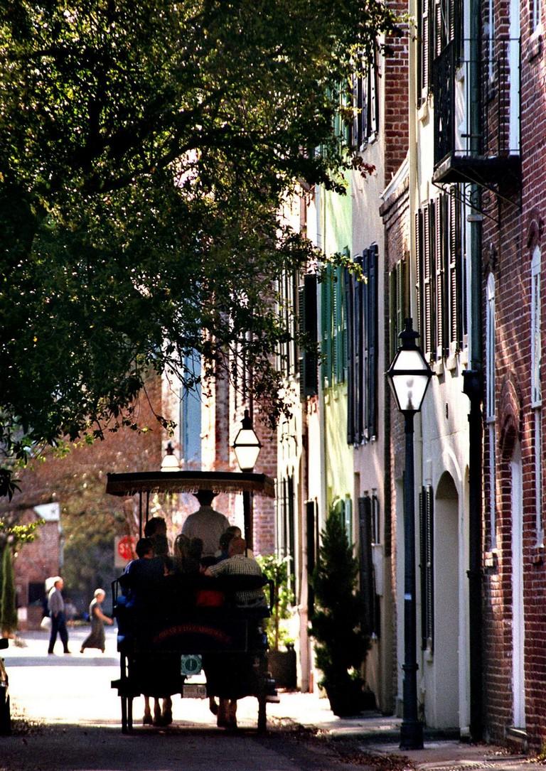 Travel And Leisure Charleston