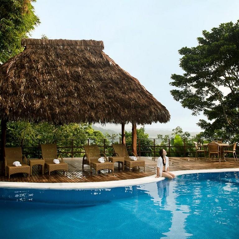 The Pool At Lapa Rios