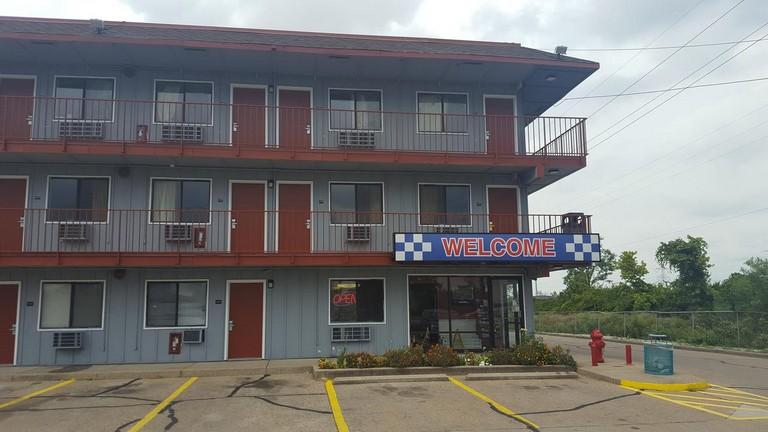 Travel Inn Sharonville Oh