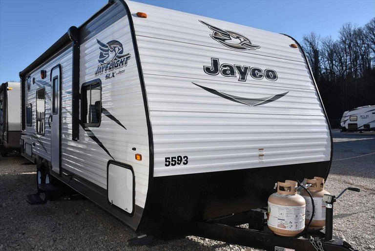 Travel Trailers For Sale Near Me