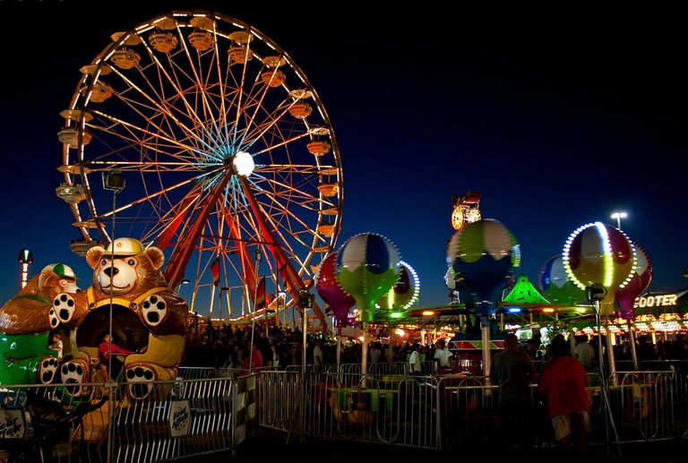 Traveling Carnival Companies