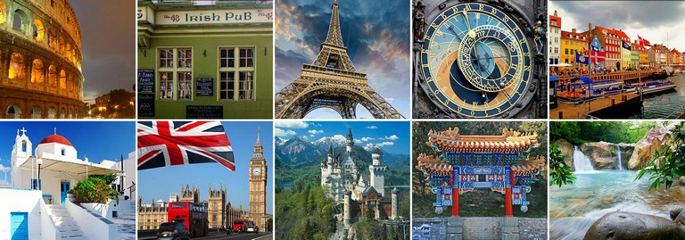 Trips To Europe Packages