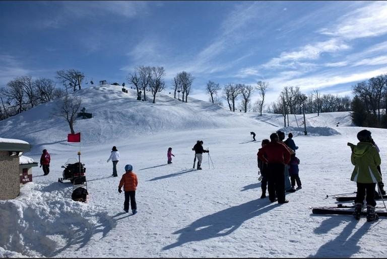 Trollhaugen Ski Resort