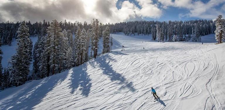 Truckee Ca Ski Resorts