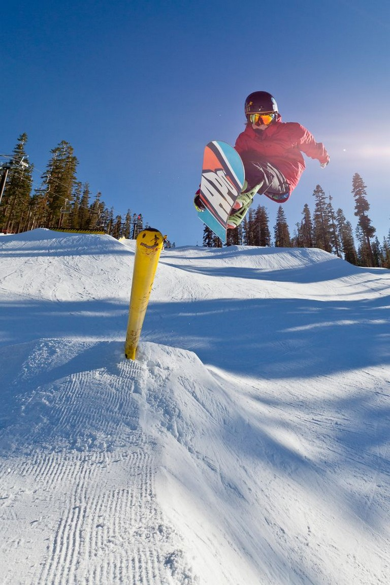 Truckee Ski Resorts