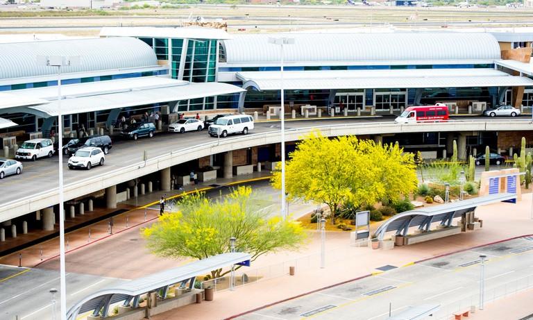 Tucson International Airport Car Rental