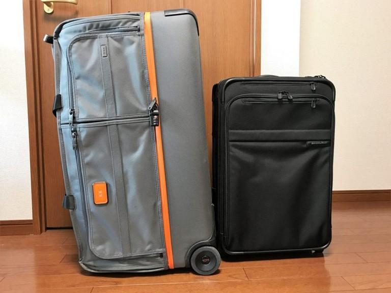 Tumi Large Suitcase