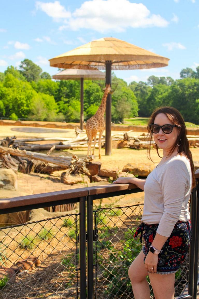 Tyler Texas Zoo