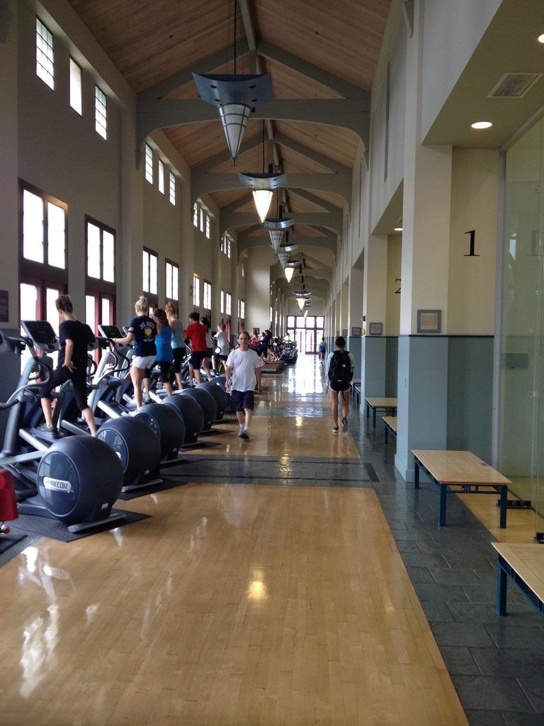 Ucsb Recreation Center