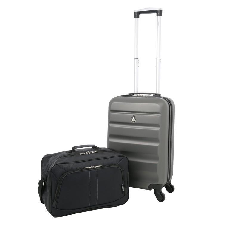United Airlines Suitcase