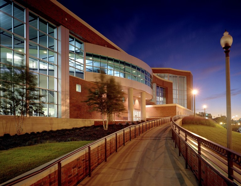 University Of Alabama Recreation Center