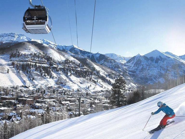 Up Ski Resorts