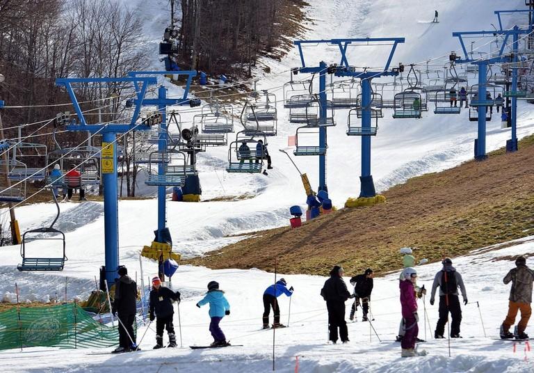 Va Ski Resorts