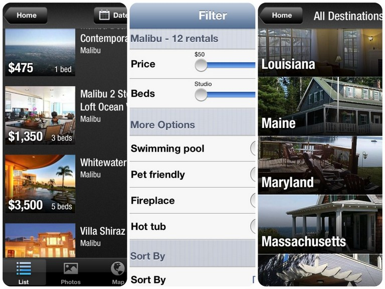 Vacation Rental App