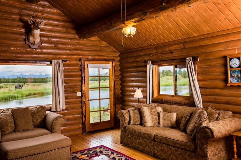 Buckeye's Cabin Leadville Co Fresh Gallery Bar N Ranch Collection