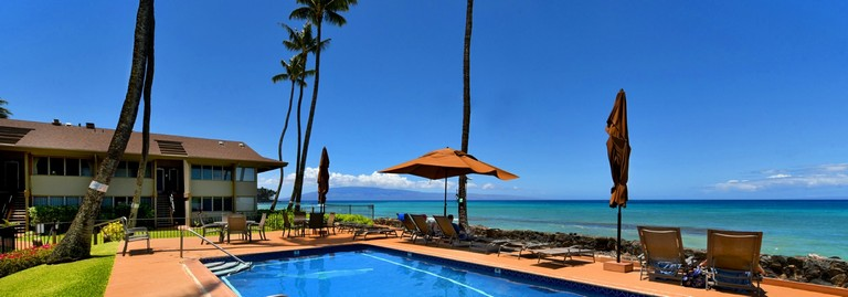 Vacation Rentals Maui Oceanfront