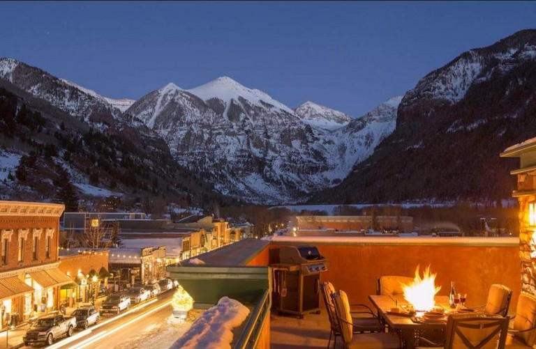 Vacation Rentals Telluride Co