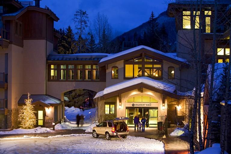 Vail Ski Resort Hotels