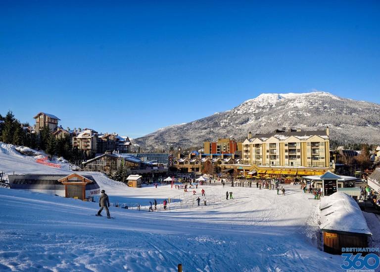 Vancouver Ski Resorts