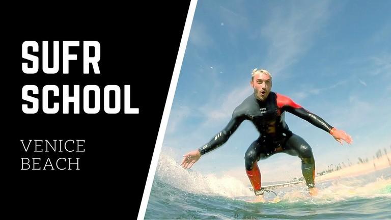Venice Beach Surf School