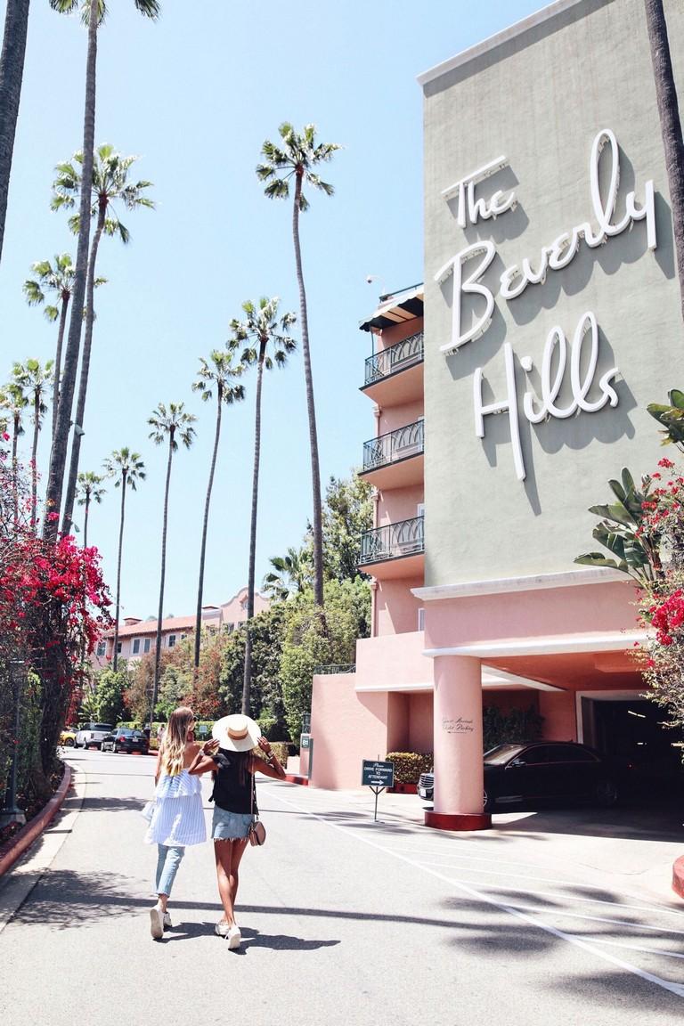 Hotels In Venice California Palm Springs & La 17