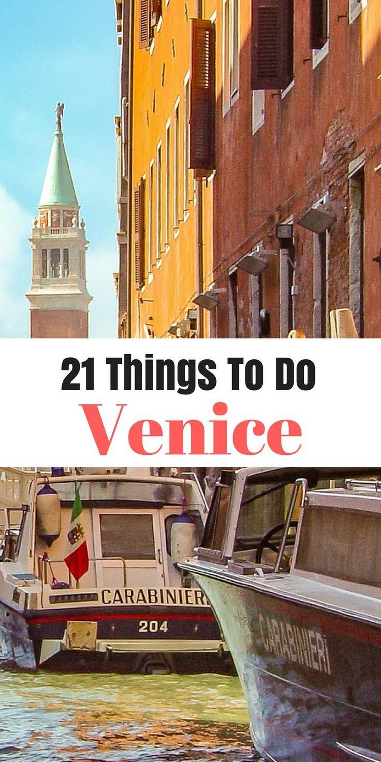 Venice Italy Points Of Interest