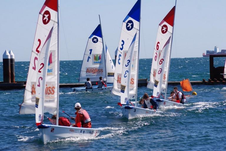 Victoria Sailing School