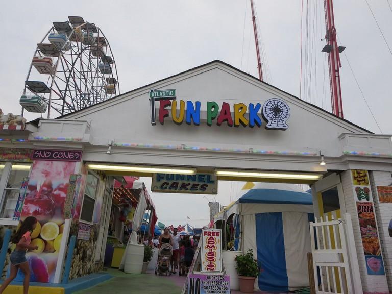 Virginia Beach Amusement Park